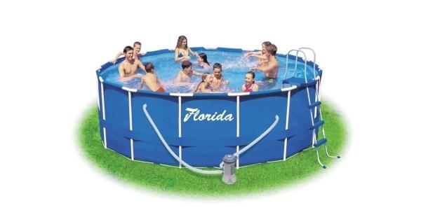 Bazén Florida 3,05 x 0,76 m s kartušovou filtráciou