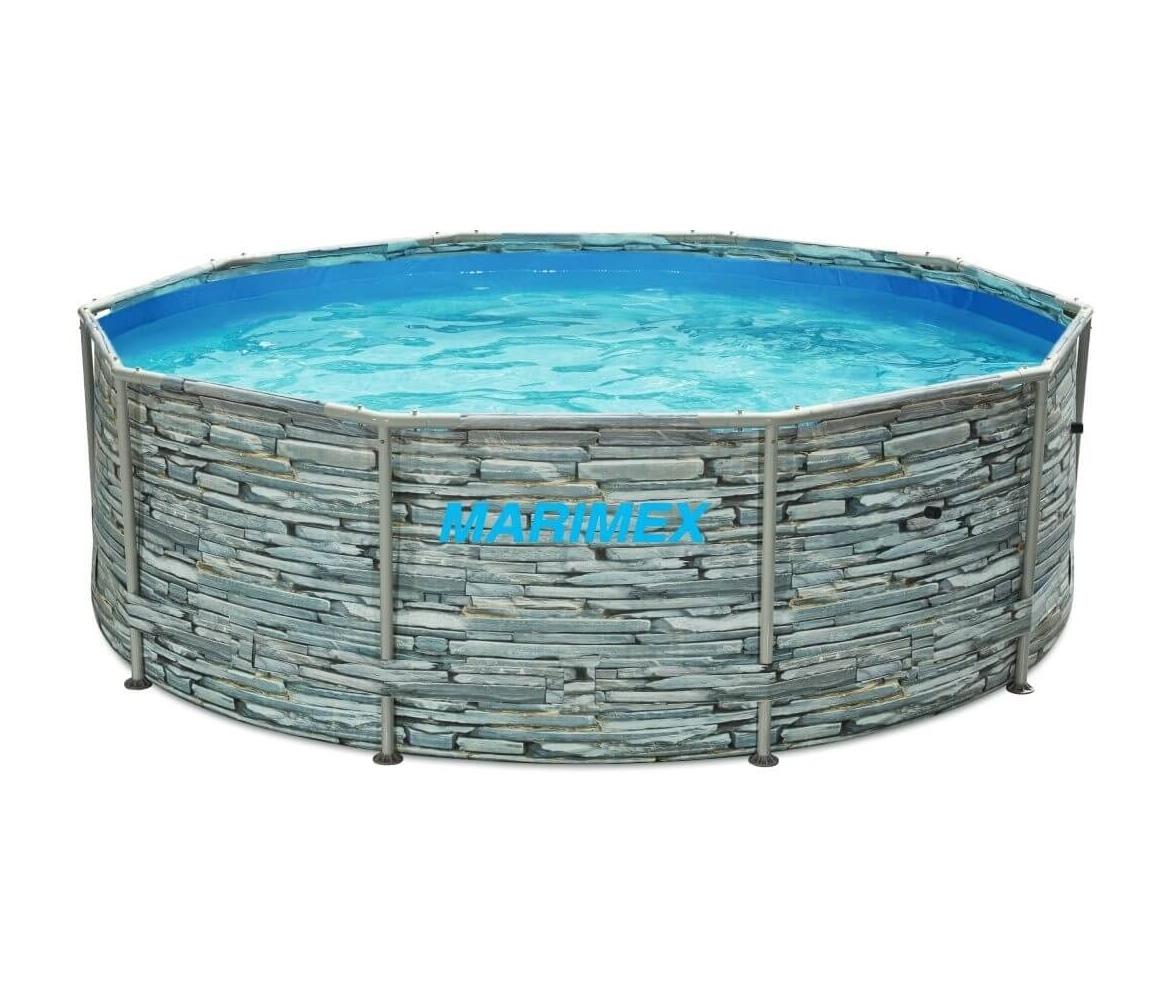 Bazén Florida 3,05 x 0,91 m bez filtrácie - motív KAMEŇ