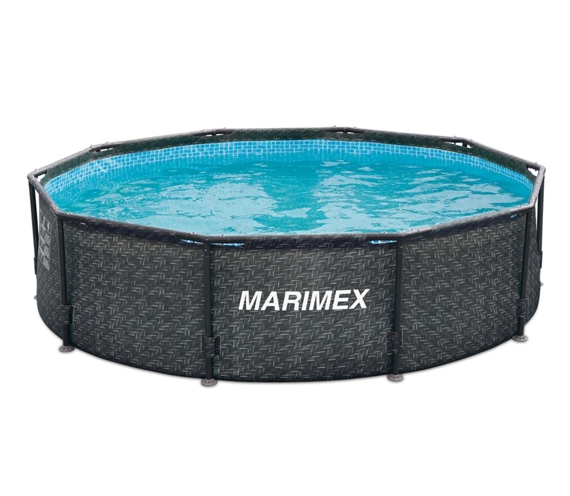 Bazén Florida 3,05 x 0,91 m bez filtrácie - motív RATAN