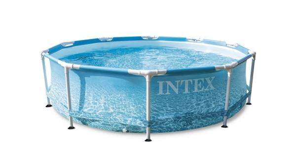 Bazén Florida 3,05x0,76 m bez príslušenstva - motív BEACHSIDE