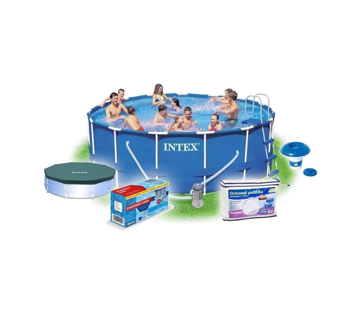 Bazén Florida 3,05x0,76 m s filtráciou a príslušenstvom