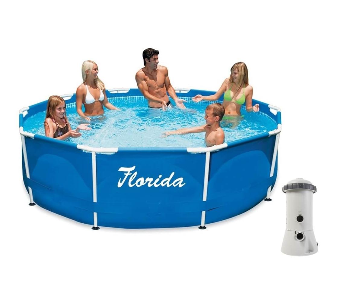 Bazén Florida 3,05x0,76 m s kartušovou filtráciou