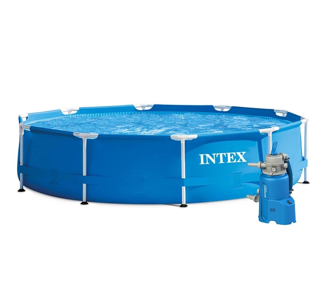 Bazén Florida 3,05x0,76 m s pieskovou filtráciou