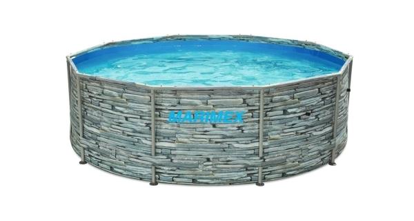 Bazén Florida 3,05x0,91 m bez príslušenstva - motív KAMEŇ