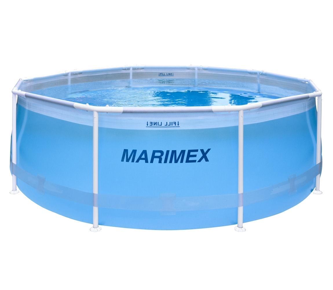 Bazén Florida 3,05x0,91 m bez príslušenstva - motív TRANSPARENTNÝ