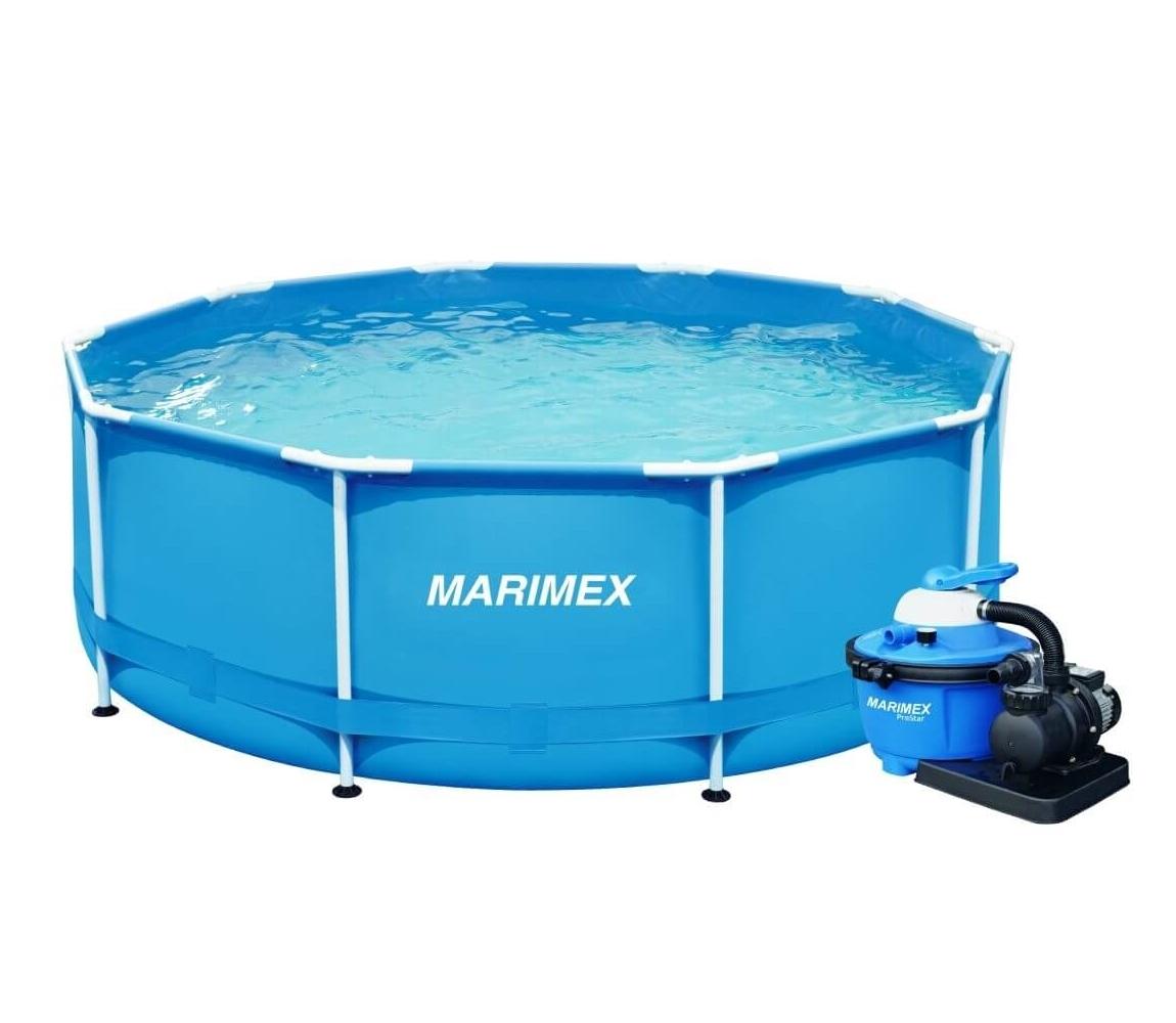 Bazén Florida 3,66 x 1,22 m s pieskovou filtráciou