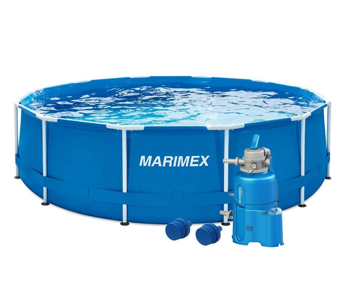 Bazén Florida 3,66x0,99 m s pieskovou filtráciou
