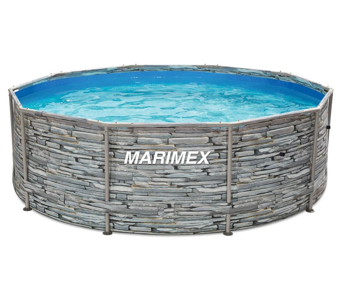 Bazén Florida 3,66x1,22 m bez príslušenstva - motív KAMEŇ