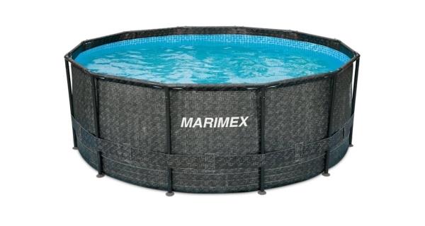 Bazén Florida 3,66x1,22 m bez príslušenstva - motív RATAN