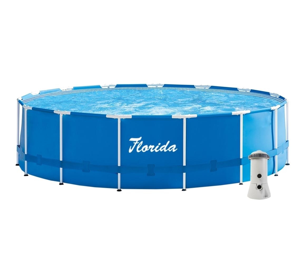 Bazén Florida 4,57 x 1,22 m s kartušovou filtráciou