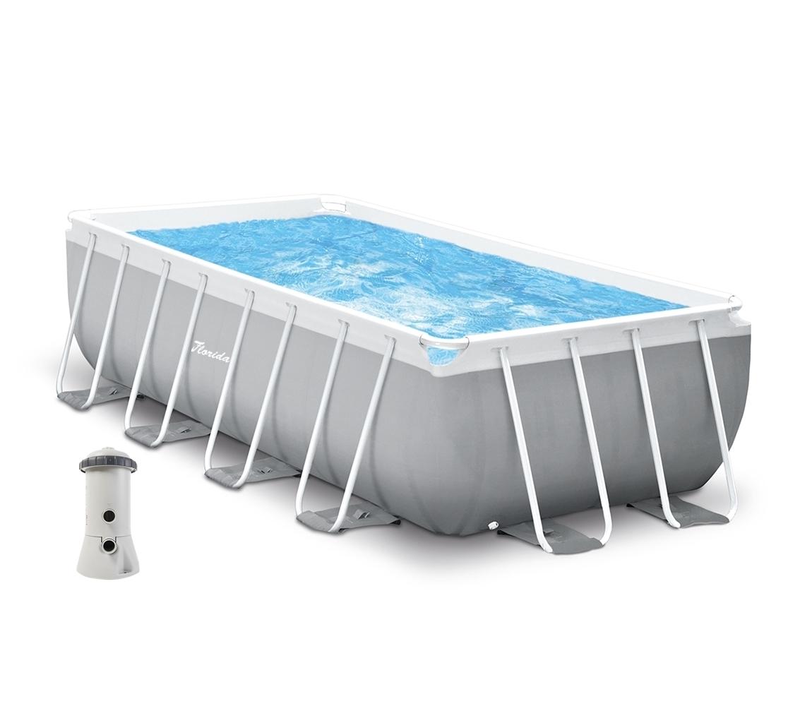 Bazén Florida Premium 2,00 x 4,00 x 1,00 m s kartušovou filtráciou