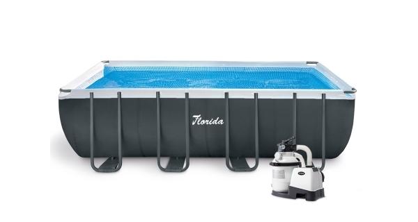 Bazén Florida Premium 2,74x5,49x1,32 m s pieskovou filtráciou