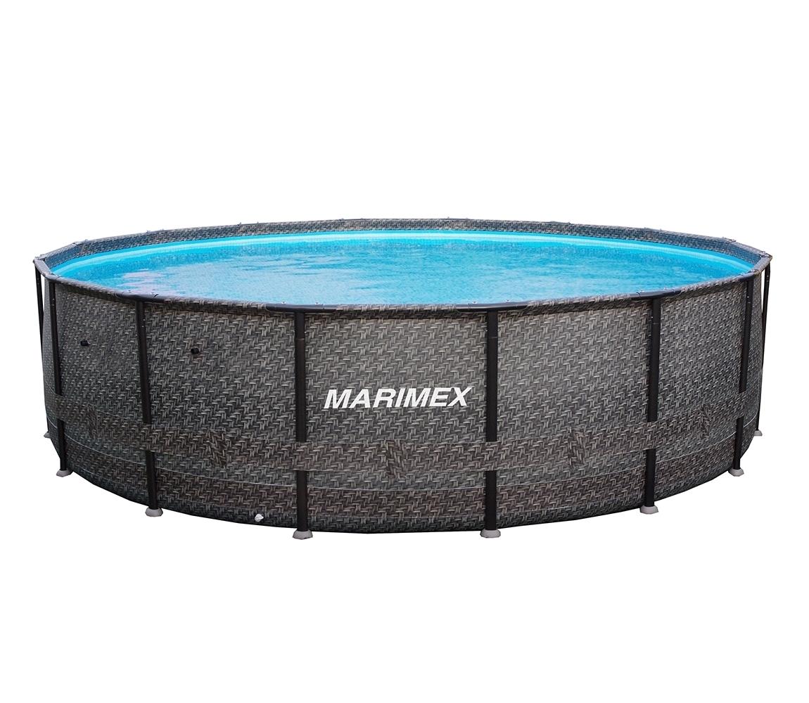 Bazén Florida Premium 4,88x1,22 m bez príslušenstva - motív RATAN