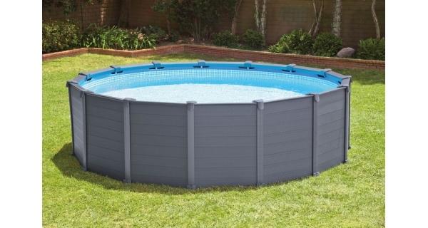 Bazén Florida Premium Dakota 4,78x1,24 m s pieskovou filtráciou