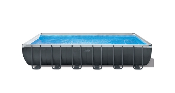 Bazén Florida Premium Grey 7,32x3,66x1,32 m s pieskovou filtráciou