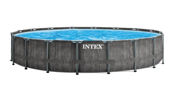 Bazén Florida Premium Greywood 5,49x1,22 m + filtrácia a príslušenstvo