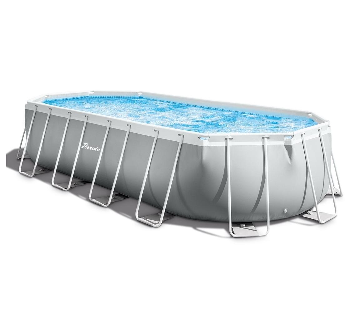 Bazén Florida Premium ovál 5,03 x 2,74 x 1,22 m s kartušovou filtráciou a príslušenstvom
