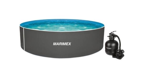 Bazén Marimex Orlando Premium 5,48x1,22 m s pieskovou filtráciou ProStar Profi 8