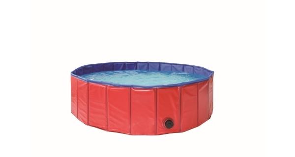 Bazén pre psy skladací - Ø 100 cm