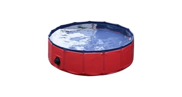 Bazén pre psy skladací -  Ø 120 cm