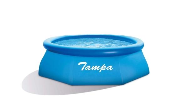 Bazén Tampa 2,44 x 0,760m + kartušová filtrácia
