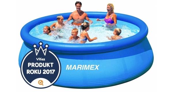 Bazén Tampa 3,66x0,91 m bez filtrácie