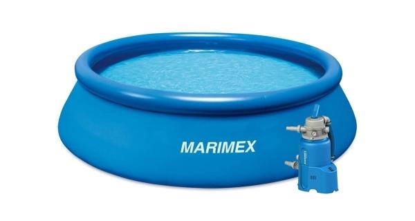 Bazén Tampa 3,66x0,91 m s pieskovou filtráciou