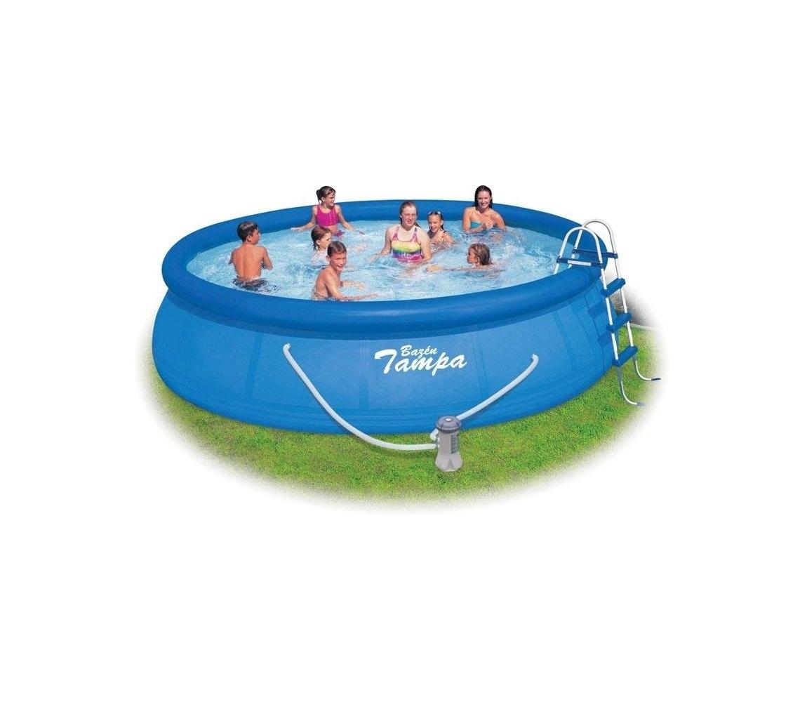 Bazén Tampa 4,57 x 1,22 m s kartušovou filtráciou