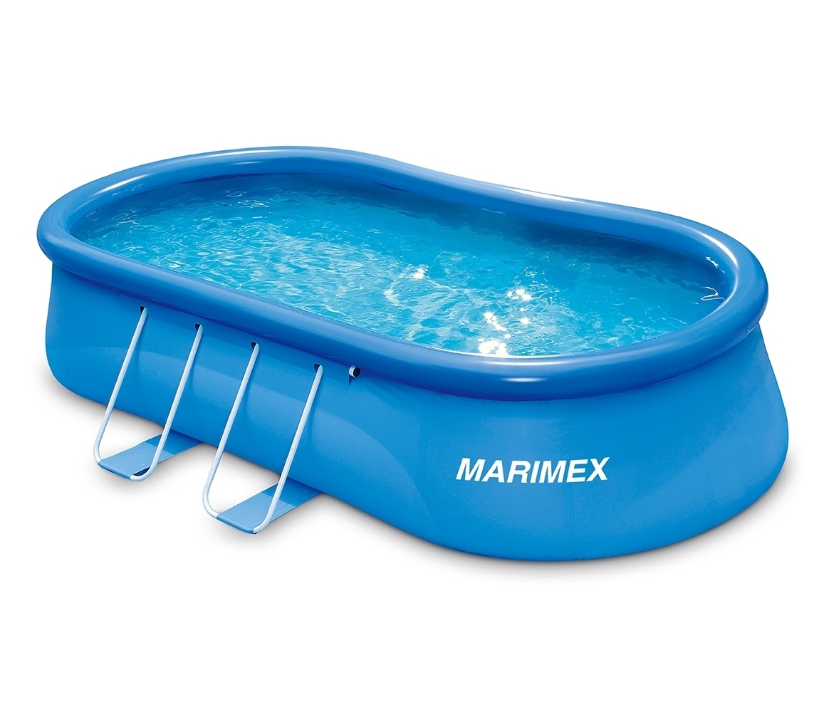 Bazén Tampa ovál 3,05 x 5,49 x 1,07 m bez filtrácie