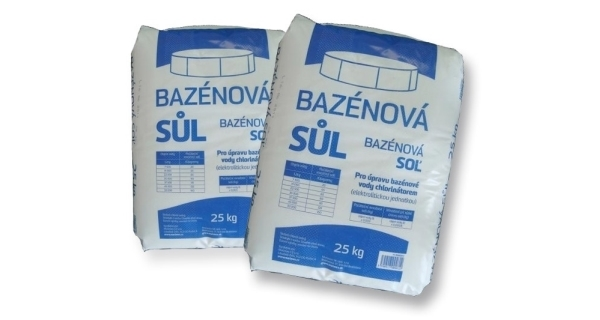 Bazénová soľ Marimex - 2 x 25 kg