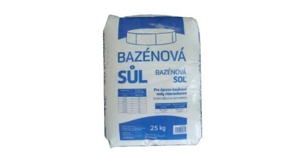 Bazénová soľ Marimex 25 kg