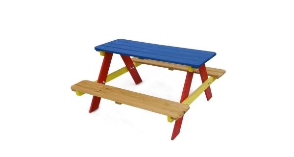 Detská drevená súprava PIKNIK 85 cm