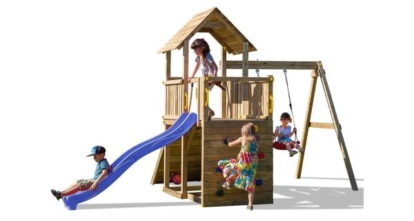 Detské ihrisko Marimex Play Basic 003