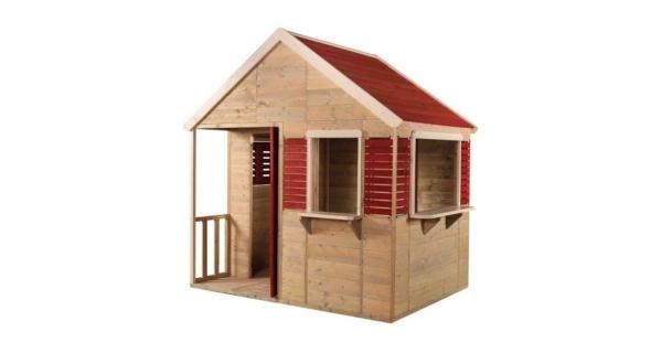 Detský drevený domček Letná vila