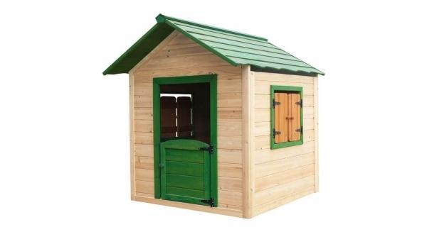 Detský drevený domček Stajňa