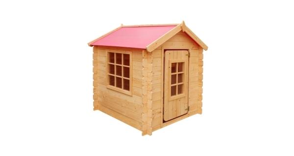 Domček detský drevený Vilhelmína