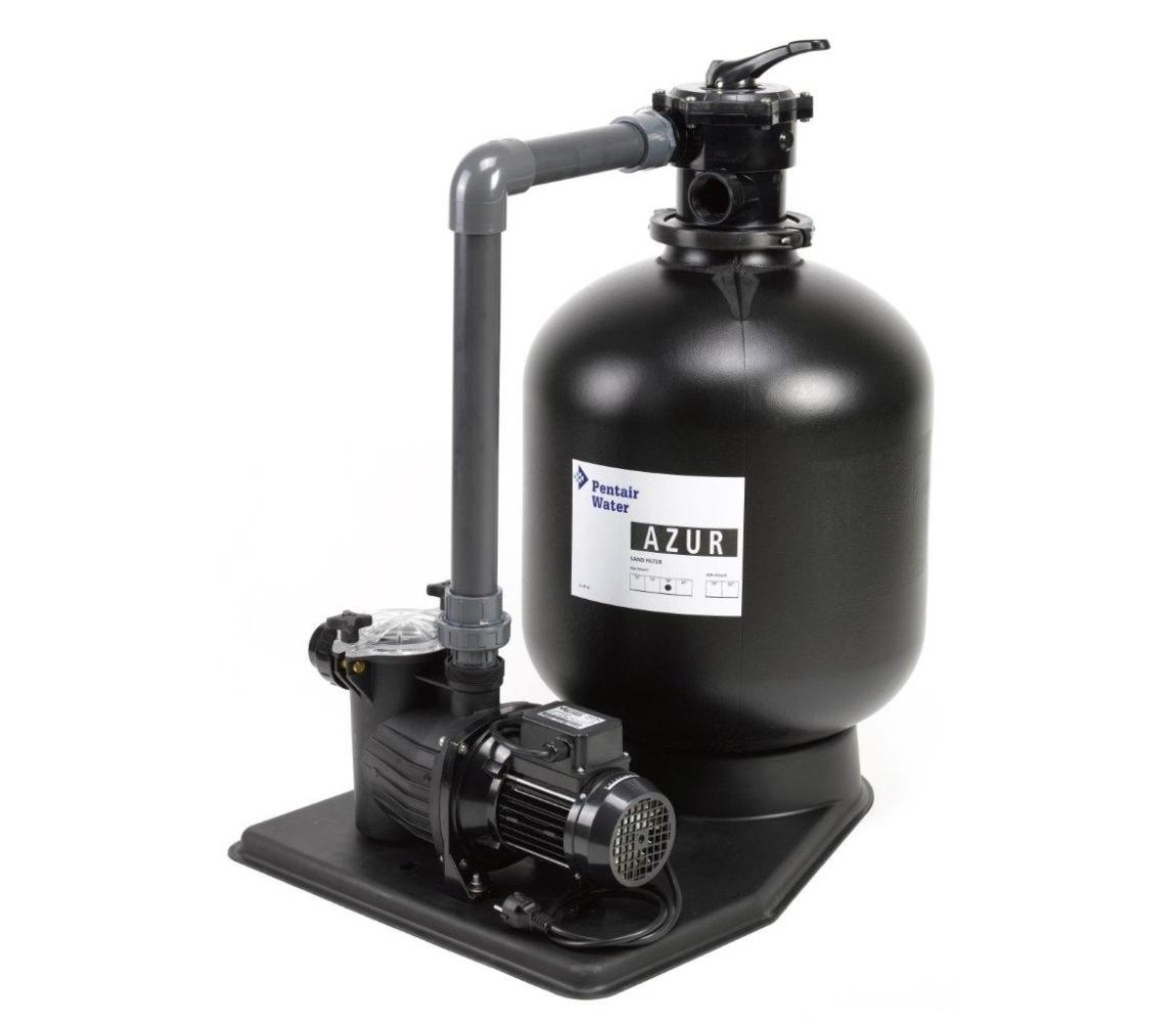 Filtrácia Azur Kit 480 8m3 230V + čerpadlo Preva 50