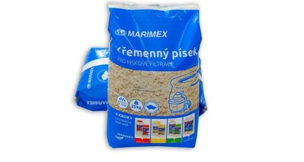 Filtračný piesok - 25 kg