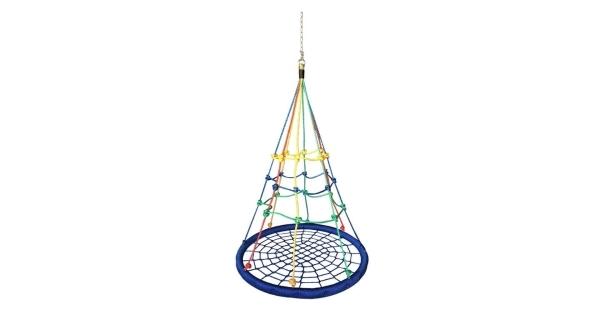 Hojdací kruh Marimex - farebný