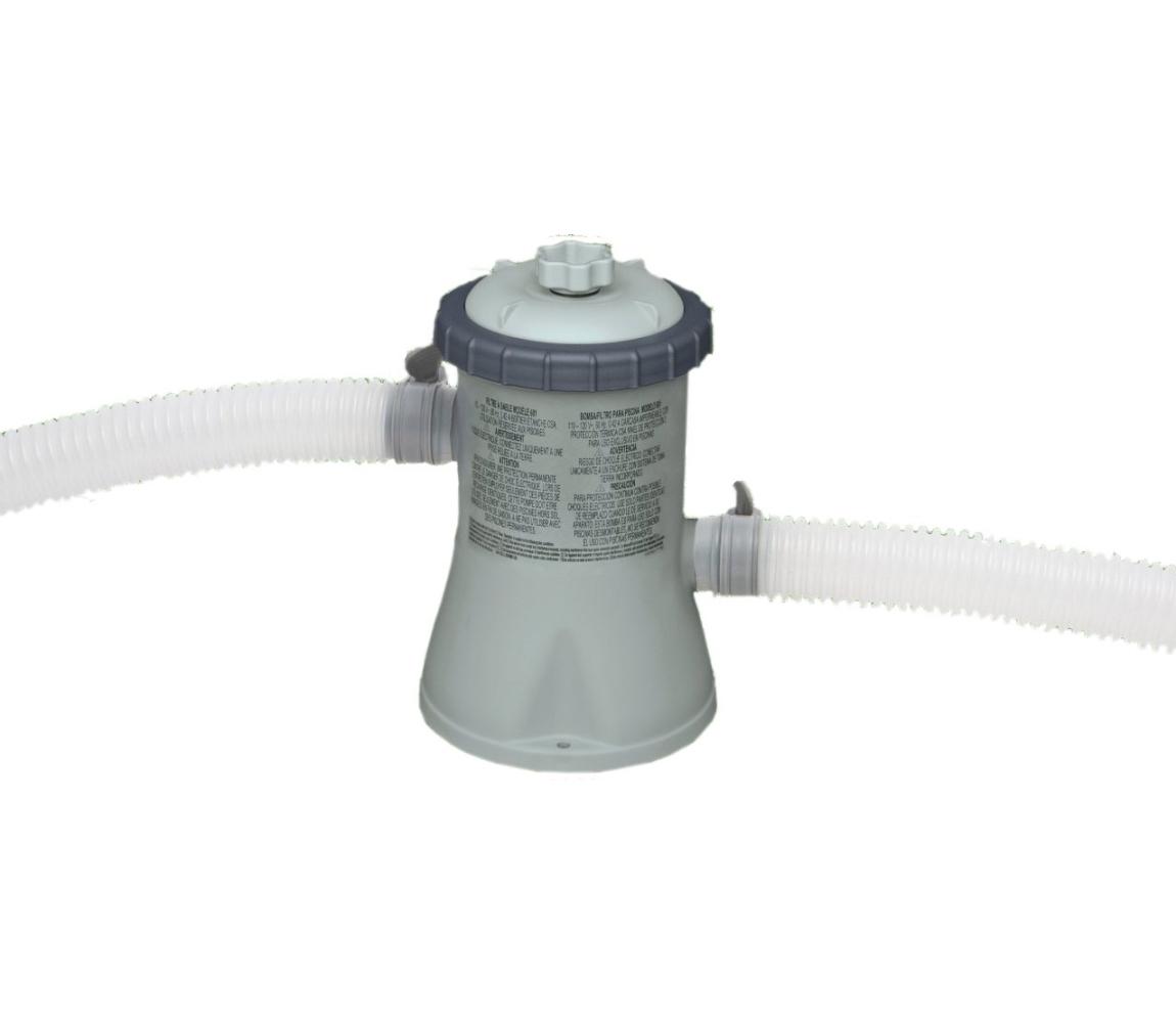 Kartušová filtrácia 1,25 m3/h bez príslušenstva