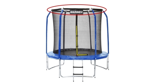 Kovová obruč pre trampolínu Marimex 305 cm