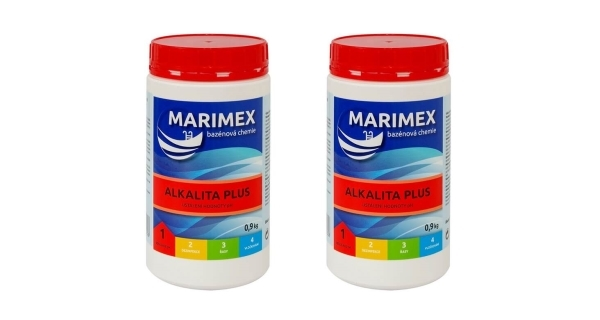 Marimex Alkalita plus 0,9 kg - sada 2 ks