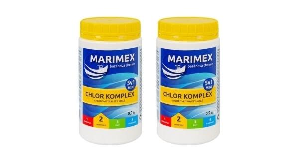 Marimex Komplex Mini 5v1 0,9 kg - sada 2ks