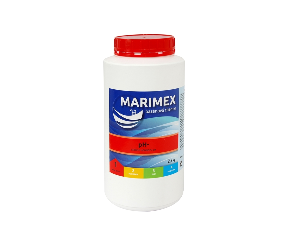 Marimex pH- 2,7 kg