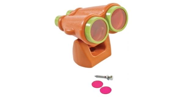 Marimex Play Ďalekohľad- oranžový