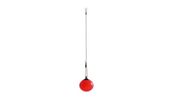 Marimex Play Hojdačka lopta Mandora červená