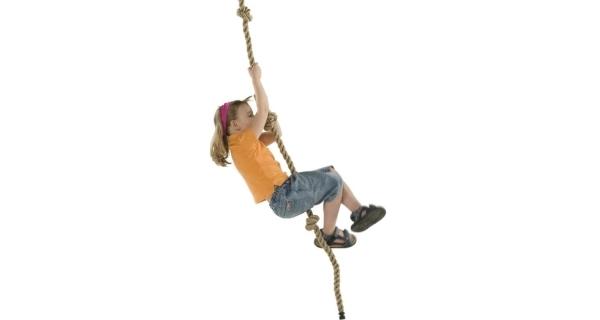 Marimex Play Špĺhacie lano s uzlami