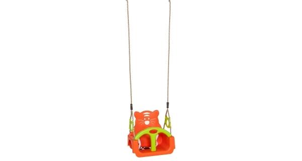 Marimex Play závesná hojdačka Trix - oranžová