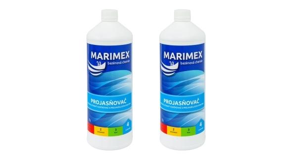 Marimex Prejasňovač 1l  - sada 2 ks
