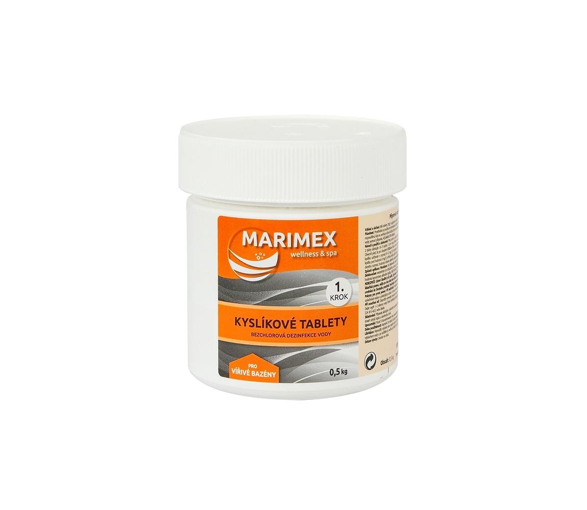 Marimex Spa Kyslíkové tablety 0,5 kg